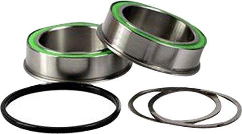 (Hope PressFit41 Bottom Bracket for 30mm Spindles, Stainless Bearings, Black)