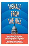 img - for Signals from the Hill: Congressional Oversight and the Challenge of Social Regulation book / textbook / text book