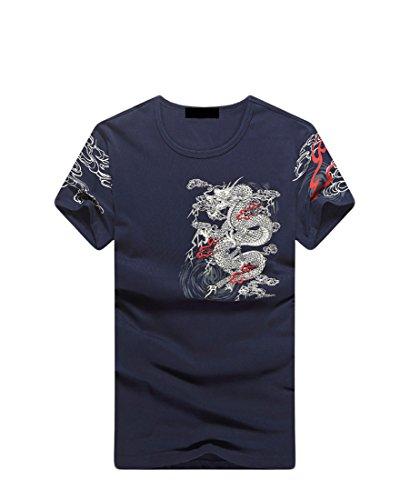 Dragon Slim T-shirt - 8
