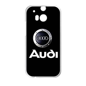 DAZHAHUI Audi sign fashion cell phone case for HTC One M8