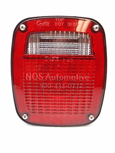 NOS NEW OEM 1999-2016 FORD FLATBED/WORK TRUCK RH TAILLIGHT TAILLAMP TAIL LIGHT - Nos Ford Truck Parts