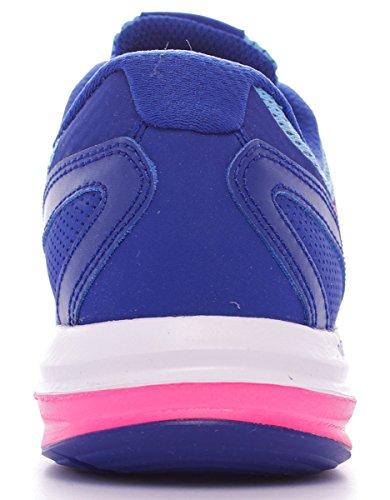 Nike Dual Fusion Run 3 (GS) donna, pelle liscia, sneaker bassa