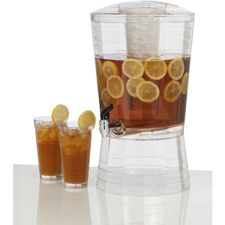 3-Gallon Mosaic Beverage Dispenser