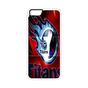IPhone 6 Plus Cases Tennessee Titans, IPhone 6 Plus Cases Tennessee Titans, [White]
