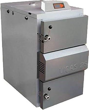 Evenes Holzvergaser Kessel Eventura HV 25-40 kW Holzheizung Heizung Holzkessel Kessel 9001055-25 kW