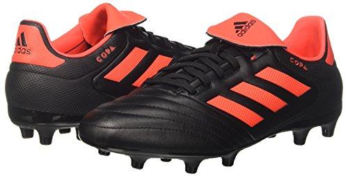 Copa Red Rojo adidas Hombre de Solar Fútbol Core 17 Zapatillas 3 Fg Black TdqHd7wf