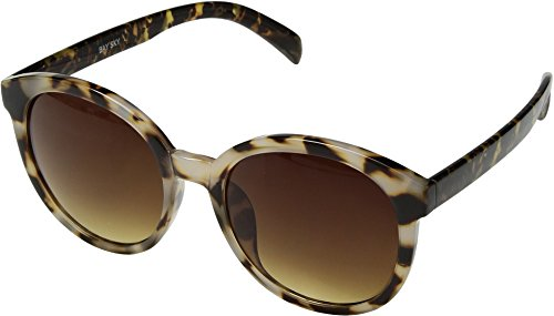 San Diego Hat Company Women's Metal w/ Mirror Lens Sunglasses Tortoise One - Tortoise Women Sunglasses Shell