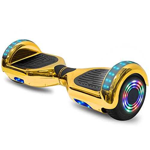 """cho 6.5"""" inch Hoverboard Electric Smart Self Balancing Scooter with"""