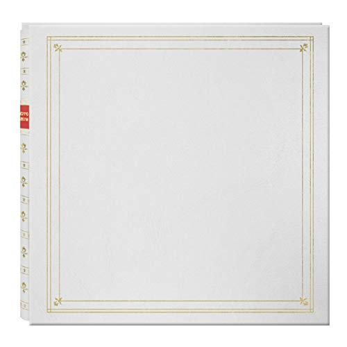 Pioneer Memo Pocket Album, White - Assorted colors