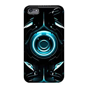 Iphone 6plus RJp10373nfDJ Provide Private Custom High-definition Daft Punk Band Skin Shockproof Cell-phone Hard Cover -JonBradica