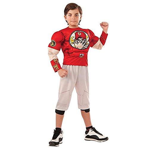 Rubie's Costume WWE John Cena Muscle Chest Child Costume, Small by Rubie's