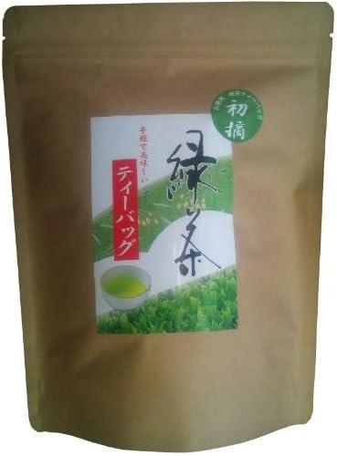 大塚製茶 お徳用 初摘緑茶ティーバッグ 300g(5g×60個)