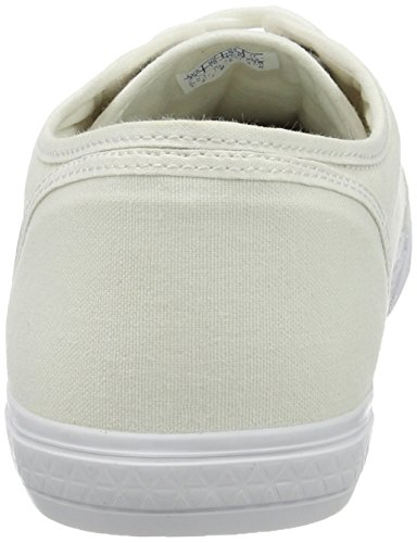 Le Coq Sportif Deauville Plus - Zapatillas, unisex Blanco (Optical WhiteOptical White)