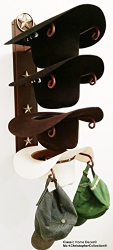 Mark Christopher Collection American Made Cowboy Hat Holder