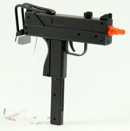 double eagle mini uzi style airsoft assault pistol 220-fps airsoft gun(Airsoft (Toy Uzi)