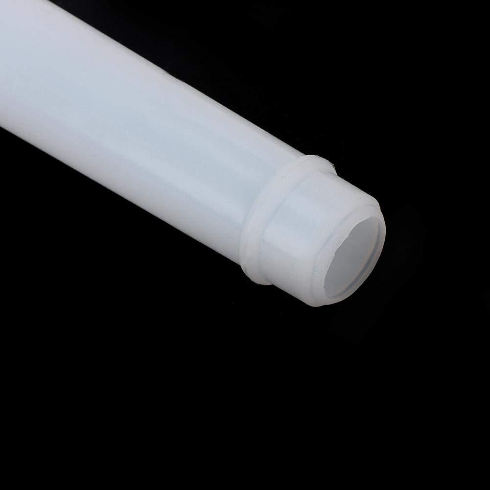 TOPINCN Strumento per Fodere in Gomma siliconica Sostituire Gli Accessori Parti per mungitrice Strumenti Accessori agricoli per Vacca Capra Pecora Bianco
