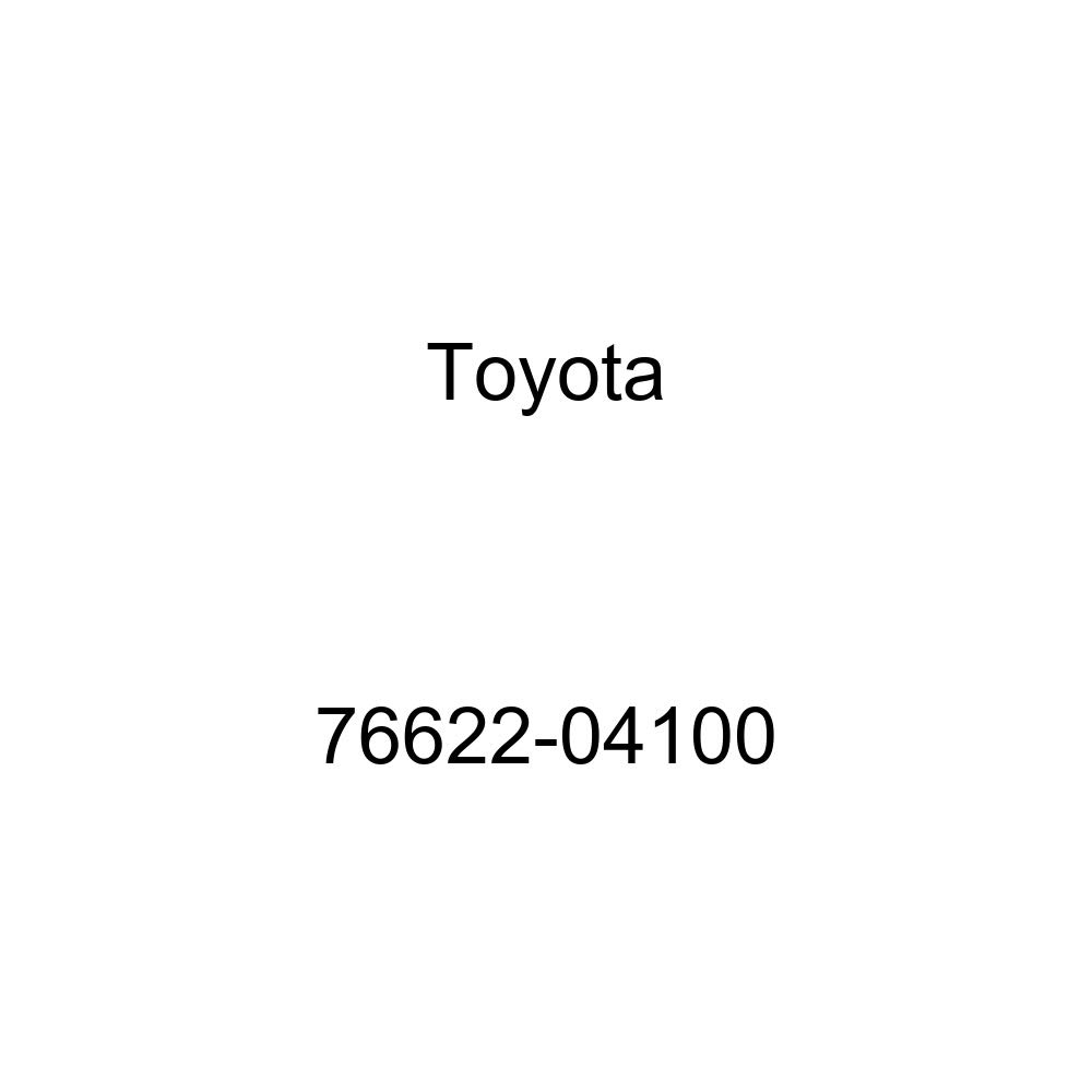 TOYOTA 76622-04100 Fender Mudguard
