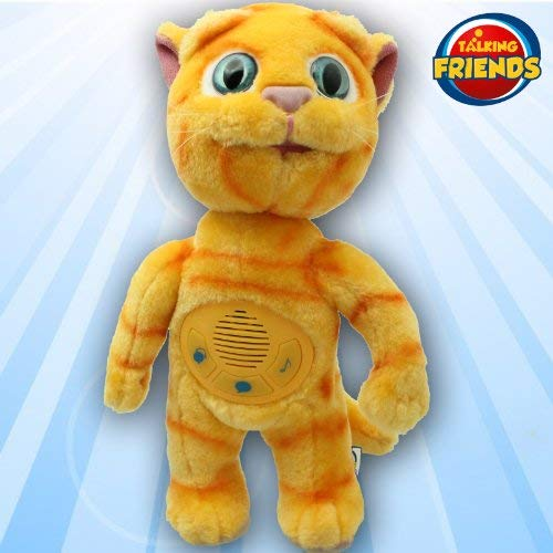 - Tom and Friends Plush Toy 5292522136748Talking Friends Talking Ginger Superstar