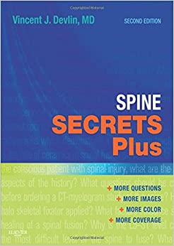 Spine Secrets Plus, 2e