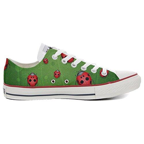 Unisex Sneaker coutume Star Low artisanal Imprimés produit All et Converse Bugs Italien Lady chaussures Personnalisé WxRw5q8nY0
