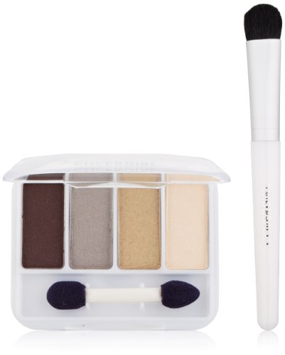 CoverGirl Exact Eyelights Eye Brightening Shadow, Vibrant Browns 700, 0.19-Ounce Pan (Pack of 2)