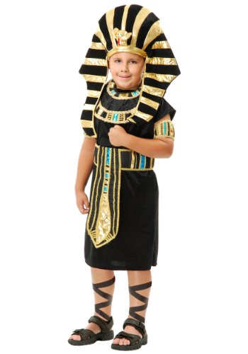 Charades King Tut Children's Costume, -