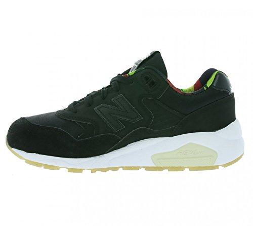 580 Balance New Sneaker Schwarz Damen aT6Oqw