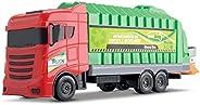 Caminhão Garbage Truck, Orange Toys, Multicor