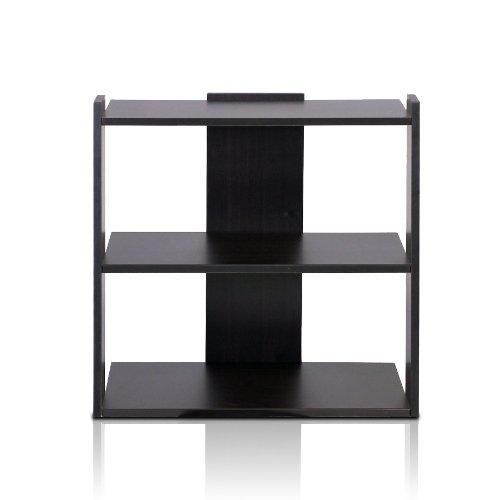 Furinno Hidup Tropika Mini Ladder Shelf, Espresso (Supplier Furniture Outdoor Malaysia)