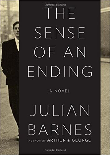 The Sense Of An Ending Amazon Fr Julian Barnes Livres