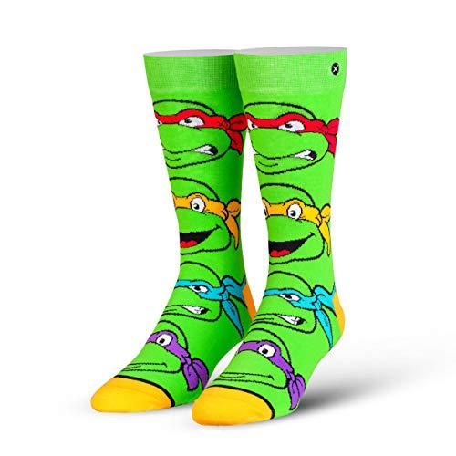 ninja turtle boys socks - 8