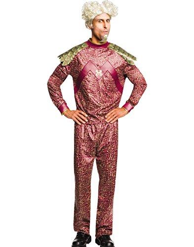Zoolander And Mugatu Costumes (Rubie's Men's Zoolander 2 Mugatu Costume and Wig, Multi,)