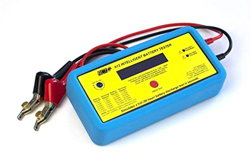 ACT 612 Lead Acid Intelligent Battery Tester for 6V/12V SLA, GEL and FLOODED batteries. Replaces the GOLD-PLUS by ACT Meters (Image #2)