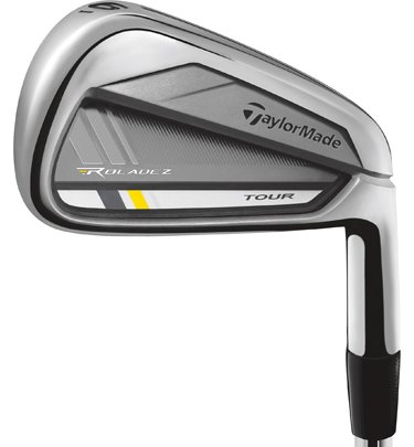 TaylorMade Golf RocketBladez Tour 7 Iron Right Hand Steel Regular by TaylorMade