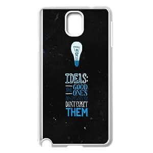 Samsung Galaxy Note 3 Cell Phone Case White Ideas F2M5JM