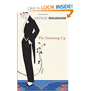 The Summing Up W. Somerset Maugham