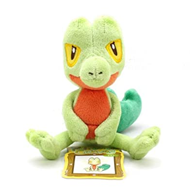 Pokemon Center Canvas Plush - Treeckokimori by Pokemon Center