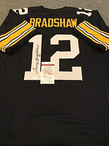 new concept 545d2 59f00 Terry Bradshaw Autographed - Trainers4Me