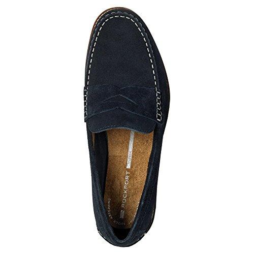 Move Penny Dress Classic New Bleu Penny Rockport Loafer Mens wEtStB