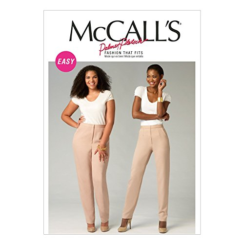 McCall Pattern Company M6901 Misses'/Women's Pants Sewing Template