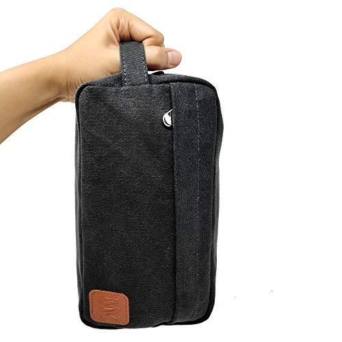 2b4cd7d542 Men s Travel Toiletry Bag - MARC VALERY Mens Dopp Kit
