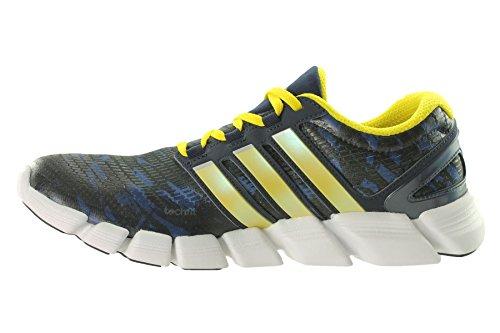 adidas Men's Adipure Crazy Quick Trainers Blue/Yellow xpguuhJSPh