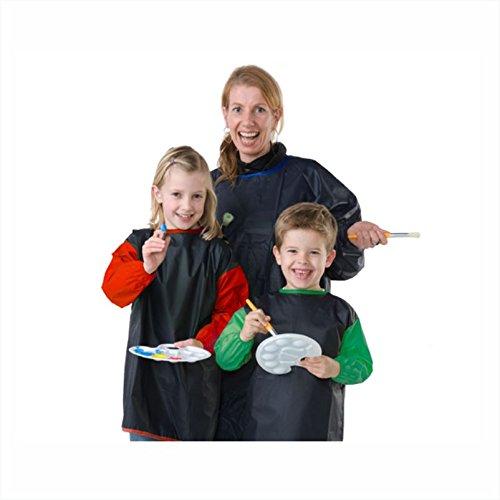 Creleo 790734 Malkittel 5-8 Jahre Kinder Malschürze Trendstyle Retail