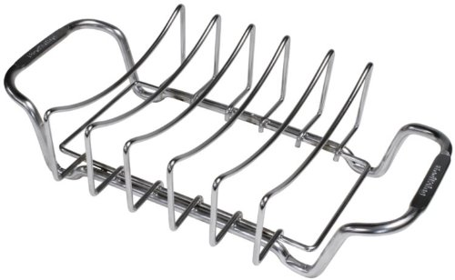 - Broil King 62602 Rib Rack and Roast Support