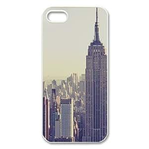 Treasure Design Funny New York City APPLE IPHONE 5 Best Durable Case