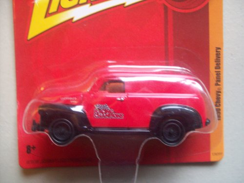 Johnny Lightning Forever R5 1950 Chevy Panel Delivery
