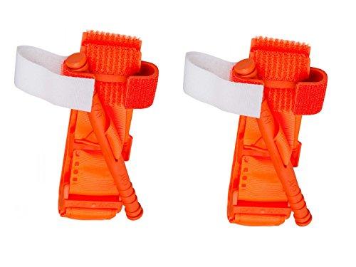 2 Pack Genuine NAR CAT Tourniquet Gen 7 Orange by North American Rescue