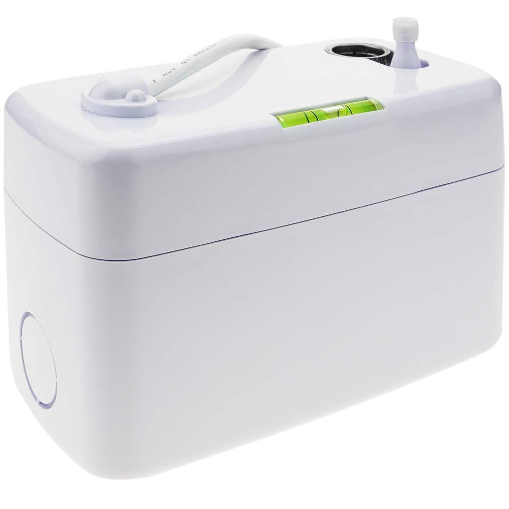 PrimeMatik Bomba de condensaci/ón con dep/ósito 200 ml para climatizador y Aire Acondicionado