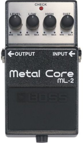 Boss ML-2 Metal Core Distortion (Boss Metal)