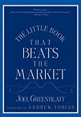 Two years in MBA school won't teach you how to double the market's return. Two hours with The Little Book That Beats the Market will. In The Little Book, Joel Greenblatt, Founder and Managing Partner at Gotham Capital (with average annualized...